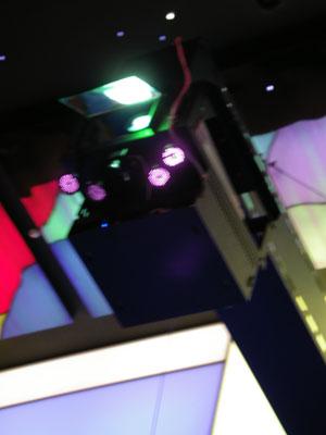 IR LED Array in Ordinary Camera