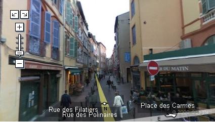 프랑스 스트릿뷰(Street View) : 뚤루즈(Toulouse)