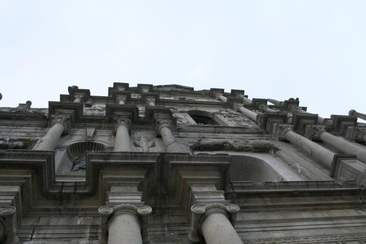 마카오 성바울 성당