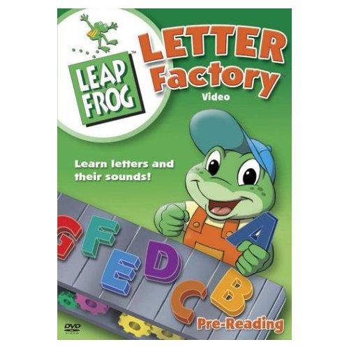 Leap Frog DVD를 이용한 영어 공부 (Phonics와 유사)