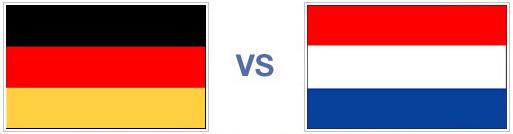 1974 FIFA World Cup Germany™ 결승전에서 세련된 전술로 맞붙은 독일과 네덜란드