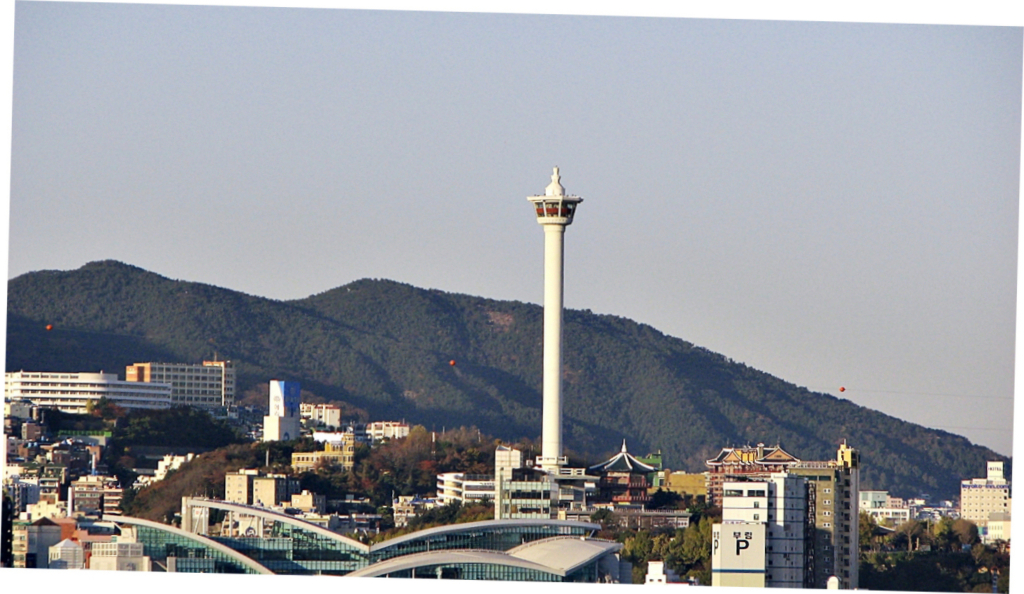 부산타워 BUSAN TOWER
