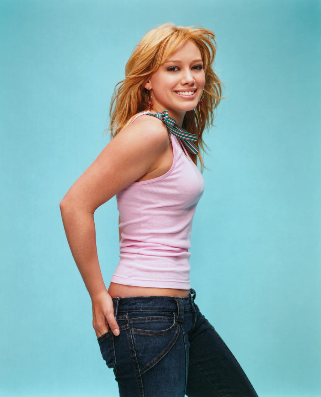 힐러리 더프 Hilary Duff