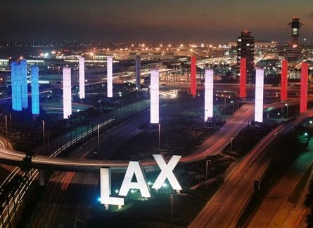 로스앤젤레스 공항코드, LAX