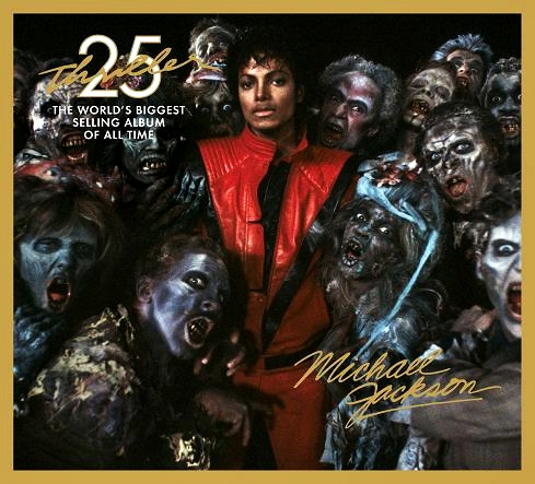 Michael Jackson - Thriller (25th Anniversary Edition)