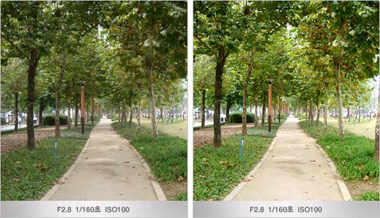 장면 인식 모드를 활용하는 컴팩트 디카 200% 활용기