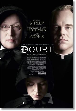 다우트 (Doubt, 2008) - 의심(doubt)할 여지없는 명배우들의 완벽한 연기...