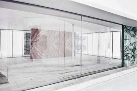 Sanaa Mies Van Der Rohe Pavilion Installation 5osa