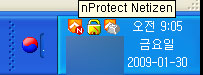 nProtect Netizen ActiveX 보안프로그램