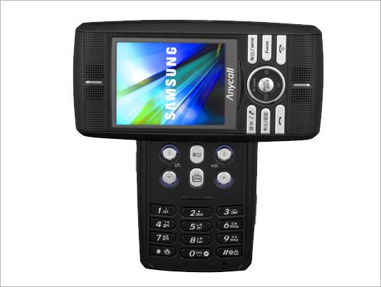 삼성 SCH-B2000 DMB 핸드폰
