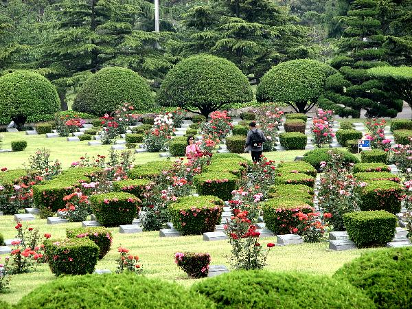 유엔묘지 UN공원 부산관광,부산에가볼만한곳