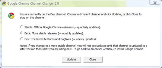 channelchanger