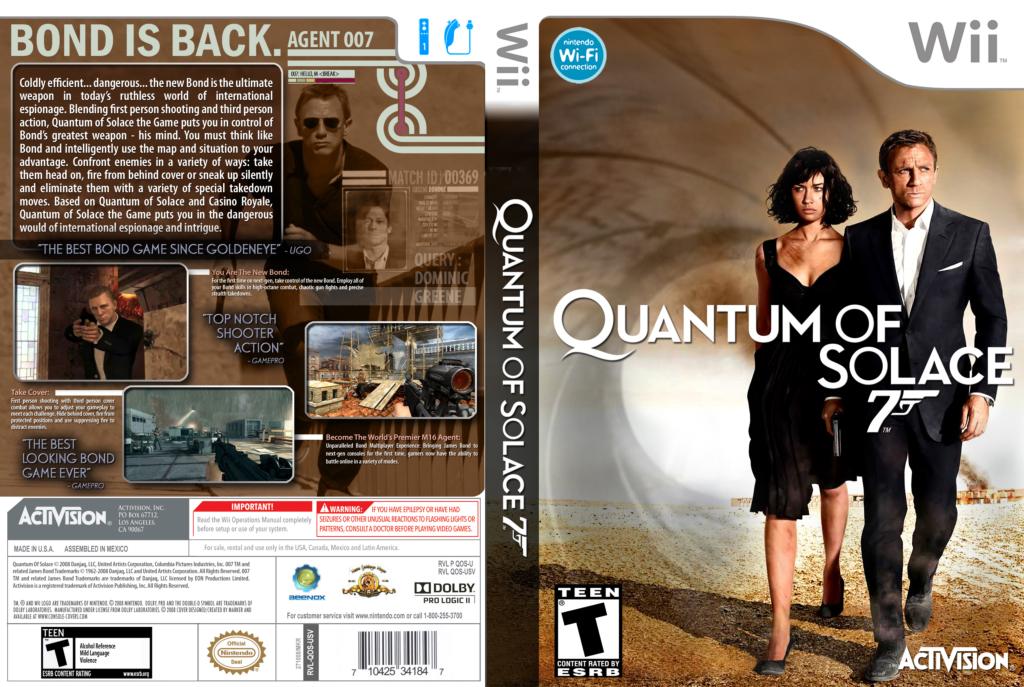 Quantum of solace (2008) * film-cinemait