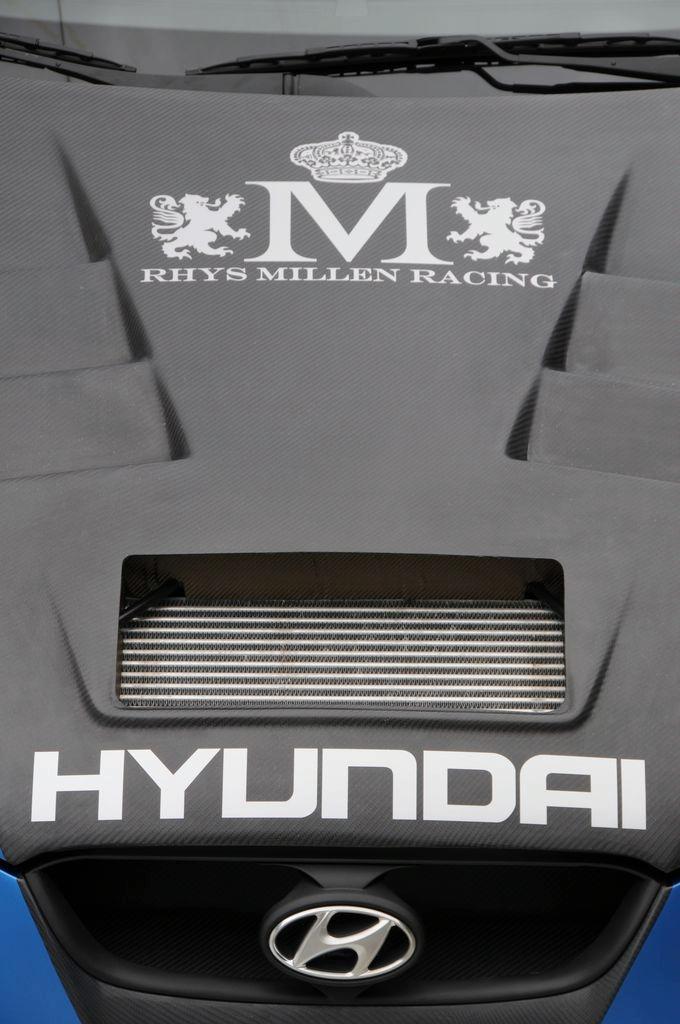 제네시스 쿠페 Rhys Millen Racing