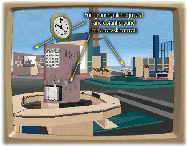 RealBook - from IBM Realthings Guideline on 3D UI