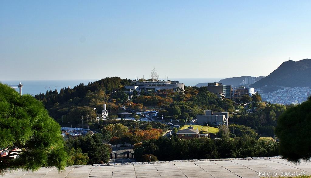 민주공원 부산관광