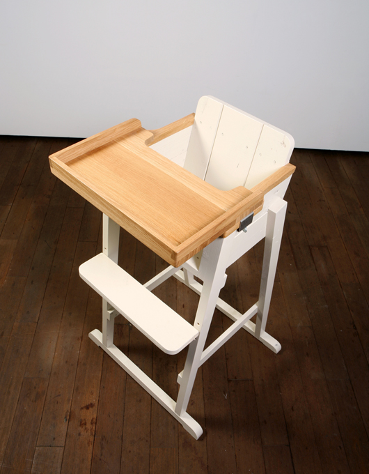 child chair high