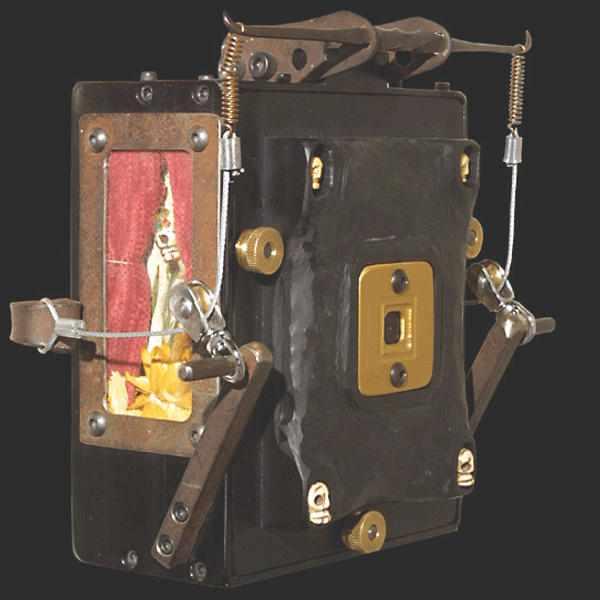 Altar pinhole camera