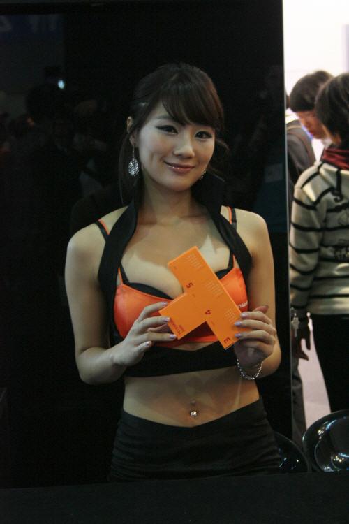 지스타2008 레이싱모델 임지혜