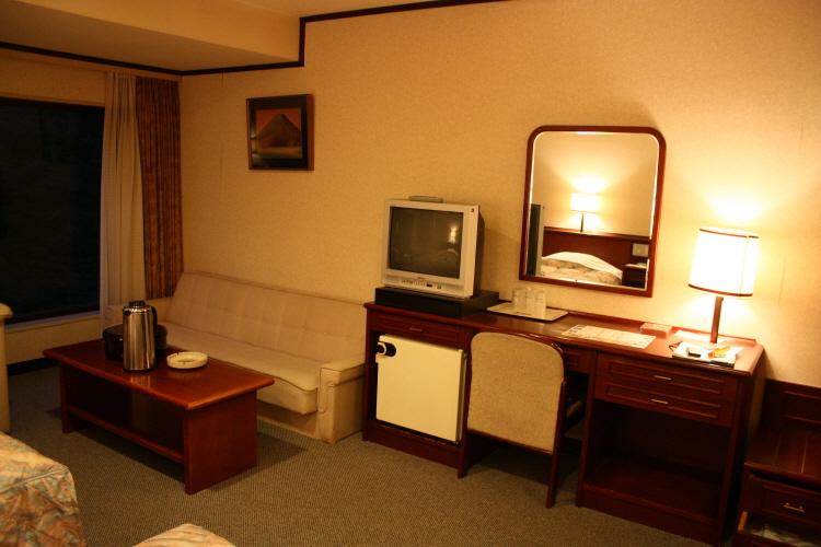 마쓰야마 호텔 오쿠도고(奧道後) 침실