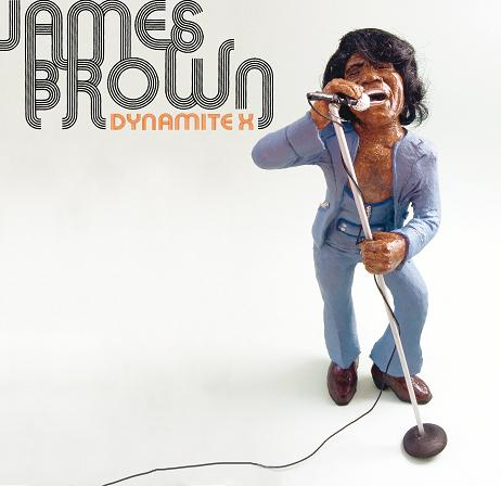 James Brown - Dynamite X