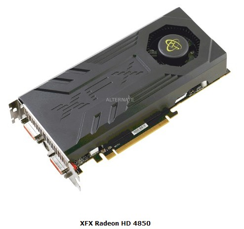 XFX Radeon HD 4850