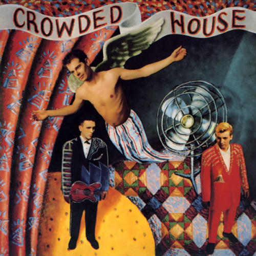 Crowded House - Crowded House (1986)
