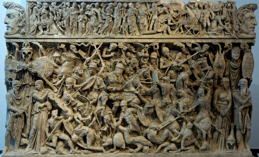 Sarcophagus Portonaccio Massimo