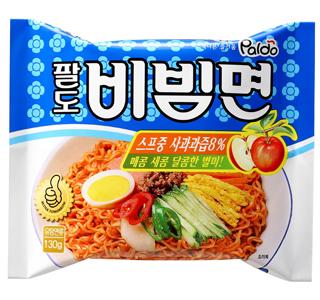 한국 야쿠르트 팔도비빔면