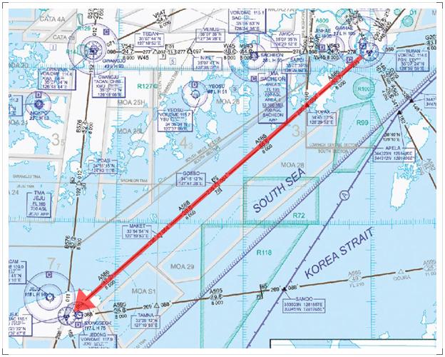 [FSX] Cessna 182Q RKPK - RKPC VOR to VOR
