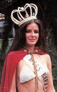 미스 스페인 1979 로라 포너
