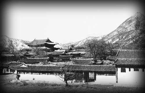 옛 서울 '광화문, 서대문, 경복궁, 경희루'의 모습