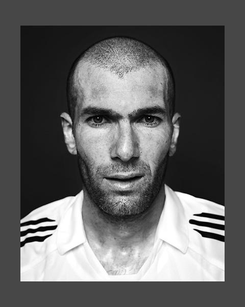 Faces of Football (축구선수 사진들)