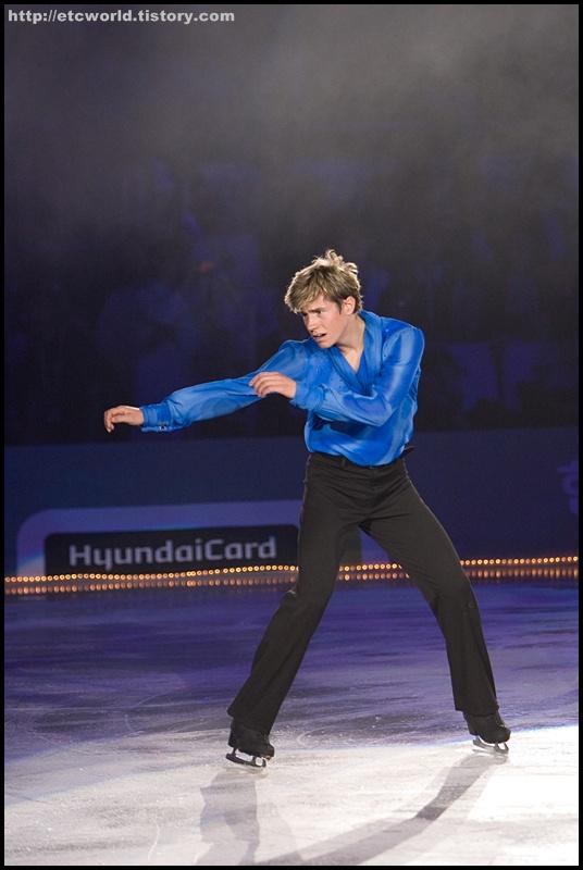 '현대카드슈퍼매치 Ⅶ - '08 Superstars on Ice' 에 참가한 제프리 버틀 (Jeffrey Buttle)