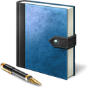 Windows Vista Icon - Journal_exe_01_10
